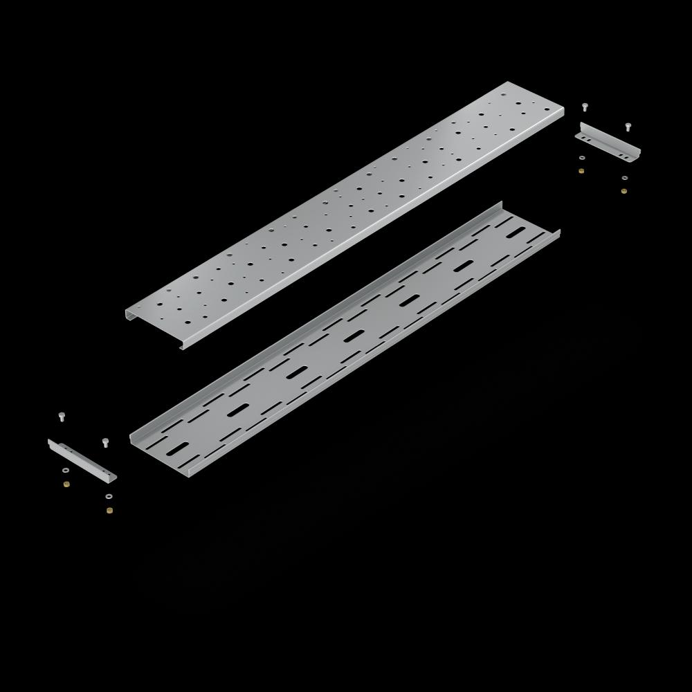 SitaDrain® Wood - Extrem flach. Schnell zu verarbeiten.