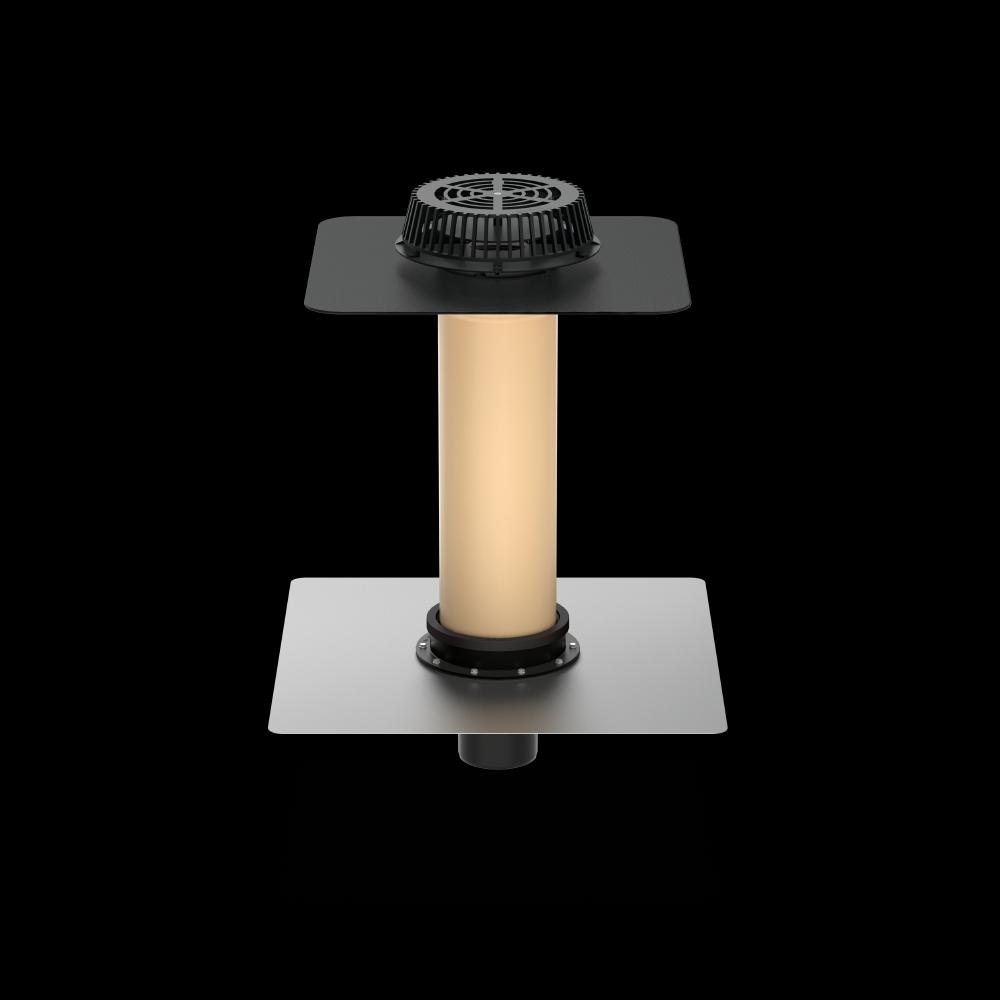 SitaDSS Fireguard® DN 70 - Brandschutzgully