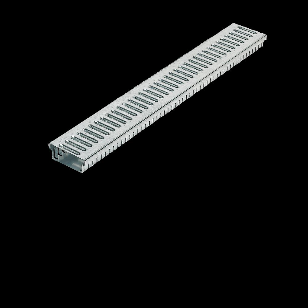SitaDrain® kutu şekilli yağmur oluğu - Galvanize çelik
