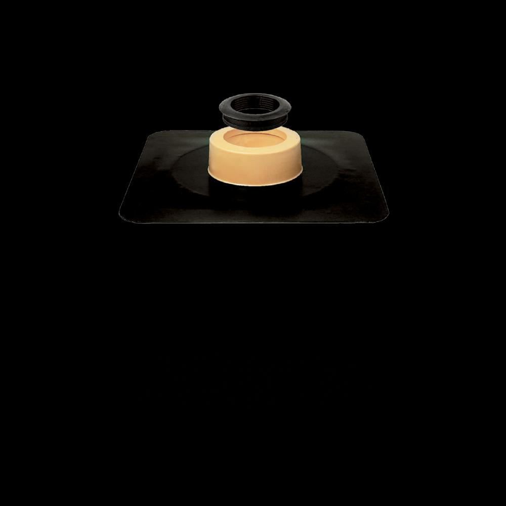 SitaVent DN 150 - Grundplatte