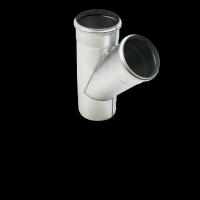 SitaPipe paslanmaz çelik - çatal 45°