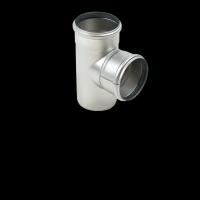 SitaPipe paslanmaz çelik - çatal 87,5°