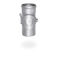 SitaPipe paslanmaz çelik - temizleme borusu
