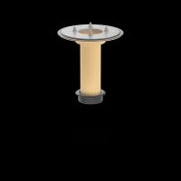SitaCompact - Schraubflansch Aufstockelement 220 mm