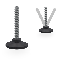 SitaDrain® - Gelenkfüße 80 - 120 mm