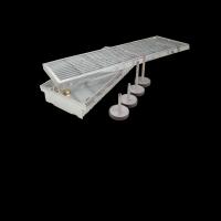SitaDrain® kutu şekilli yağmur oluğu  - Yükseklik ayarlama seti