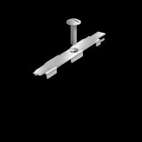 Дренажный желоб SitaDrain® - Крепление