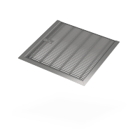 SitaDrain® Profilrahmen - Stahl verzinkt