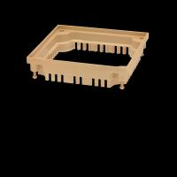 SitaGreen -  Aufstockelement 50 - 80 mm