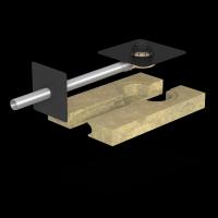 SitaIndra - Комплект основного водостокаизоляционная плита из минеральной ваты