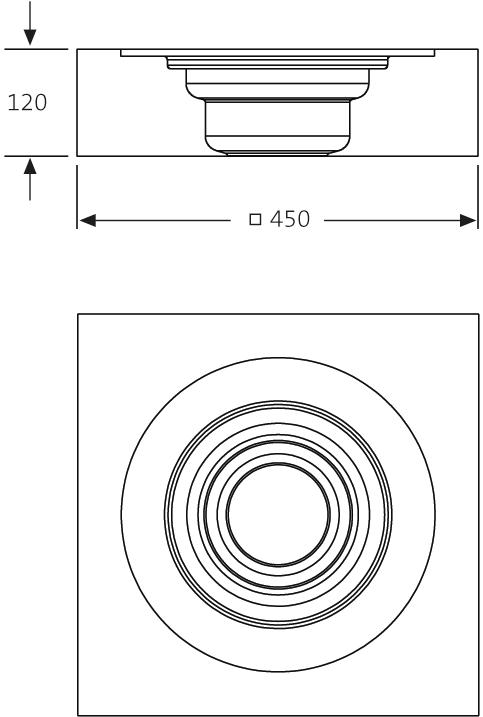 SitaDSS Multi  - Yükseltme elemanın yalıtım elemanı Köpük cam