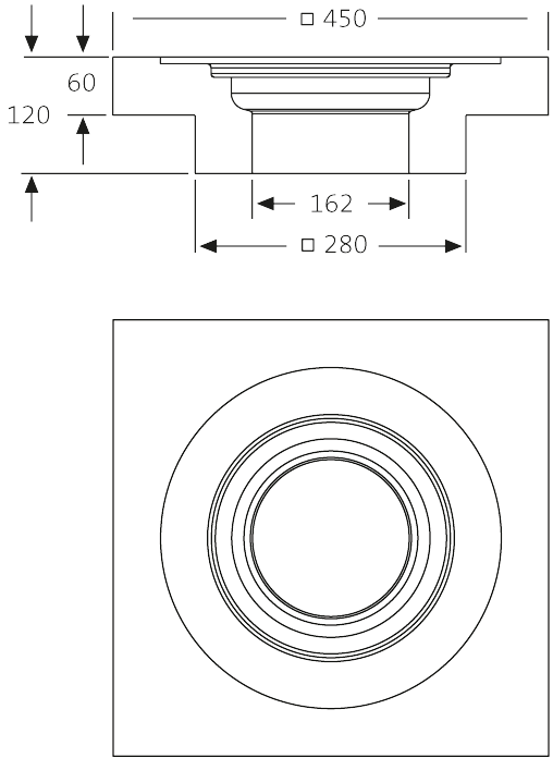 SitaDSS Multi  - Süzgeç için yalıtım elemanı Köpük cam