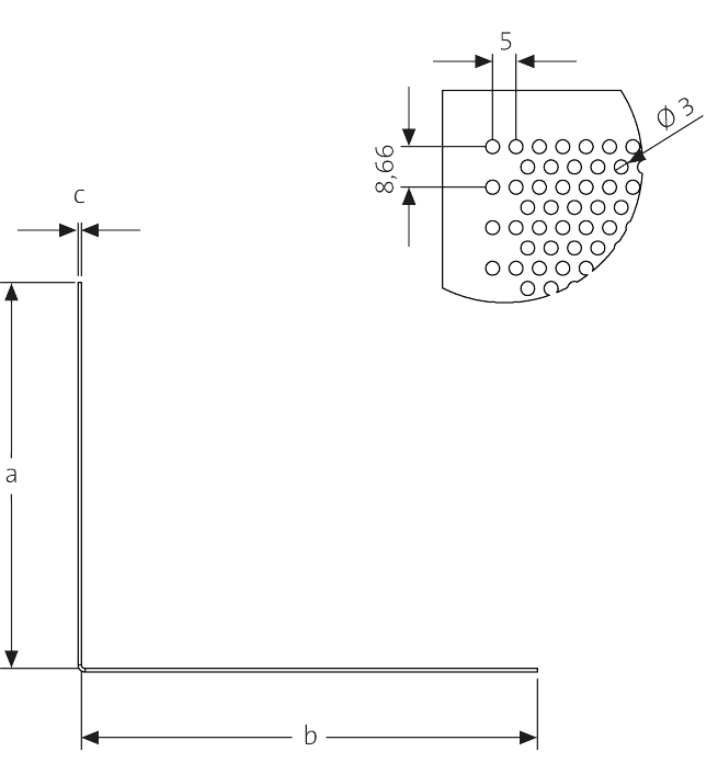 SitaDrain®  - Çakıl tutucu
