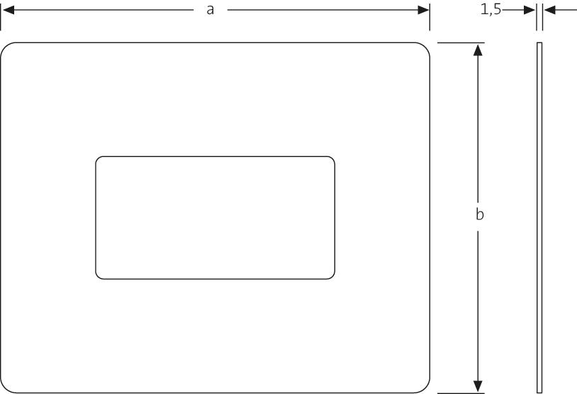 SitaTurbo  - Cephe kapak plakası