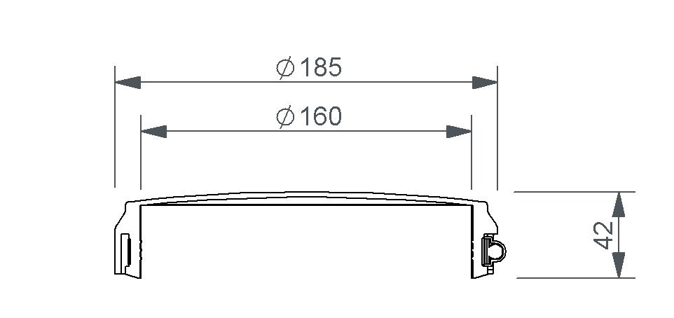 SitaVent DN 150 - Dampfsperrkappe